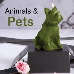 Animal and Pet Candles