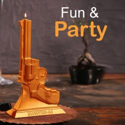 Fun and Party Candles