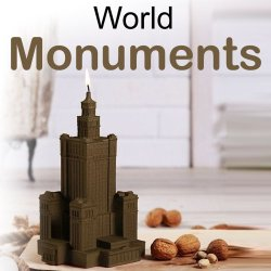 World Monument Candles
